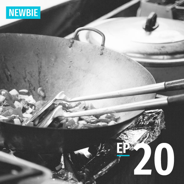 Bite-size Taiwanese - Newbie - Episode 20 - Quick-fry Stir-fry Restaurants - Learn Taiwanese Hokkien